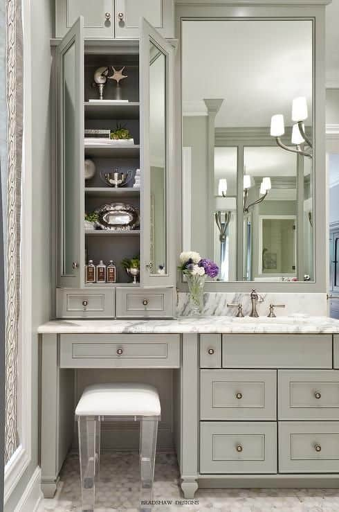 Easy Steps to an Organized Life in 31 Days: Master Bath (Day 17)