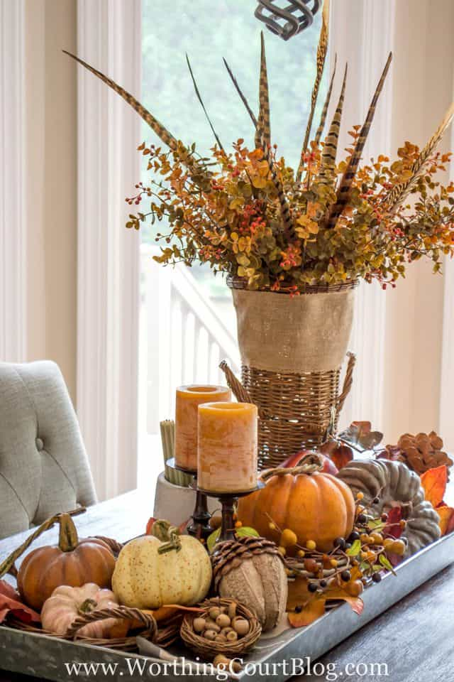 Inspiring Warmth in the Making of an Autumn Home | 31Daily.com
