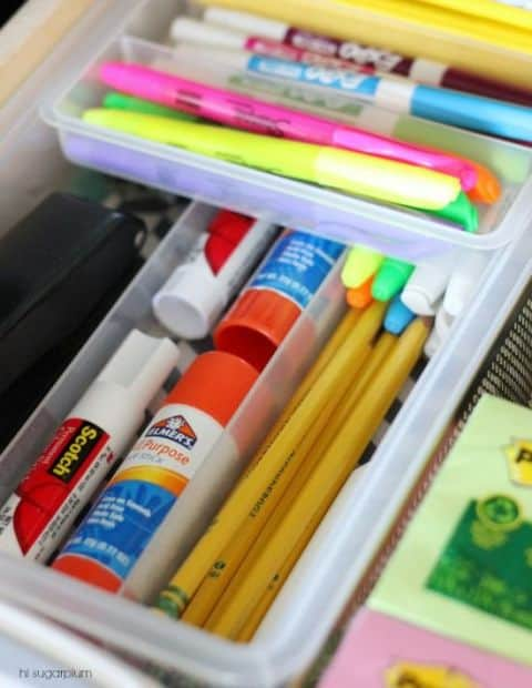 Easy Steps to an Organized Life in 31 Days: Junk Drawer (Day 8) | 31Daily.com