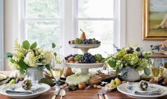 10 Easy Fall Centerpieces for an Autumnal Table | 31Daily.com