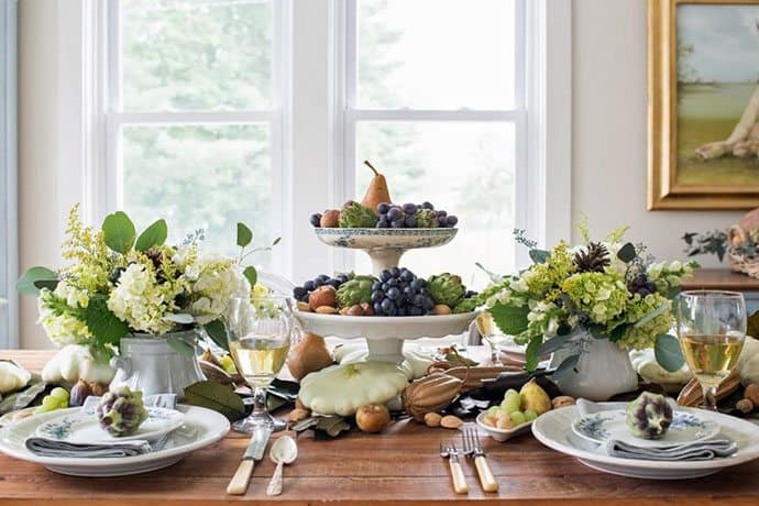 10 Easy Fall Centerpieces for an Autumnal Table
