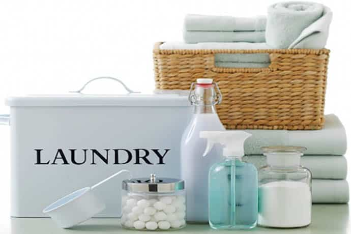 Easy Steps to an Organized Life in 31 Days: Laundry Supplies Checklist (Day 22)