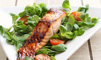 Maple Glazed Wild King Salmon | 31Daily.com