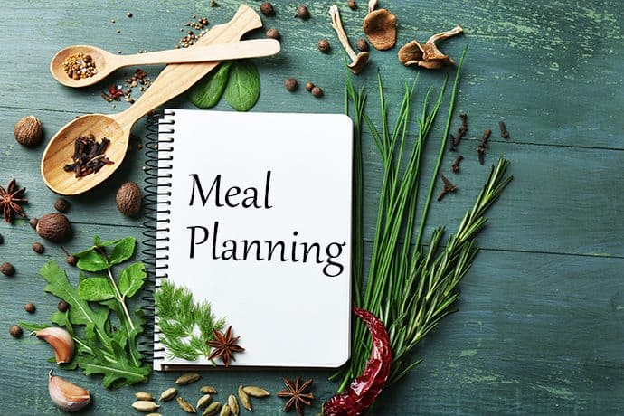 Easy Steps to an Organized Life in 31 Days: Meal Planning (Day 28)