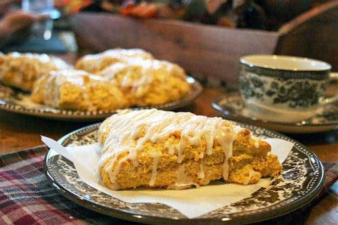 15-Minute Easy Pumpkin Scones