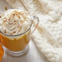 Pumpkin Spice Latte with Homemade Pie Spice Blend