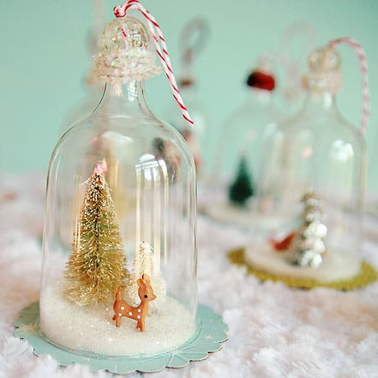 Decking the Hall With a Little Easy DIY Christmas Ideas | 31Daily.com
