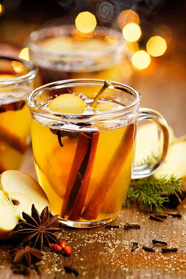 Hot Mulled Cider: A Perfect Holiday Beverage | 31Daily.com