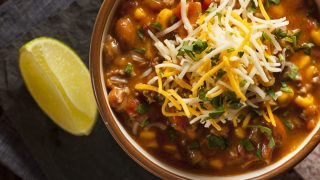 Fast and Easy Healthy 20-Minute Chili Recipe