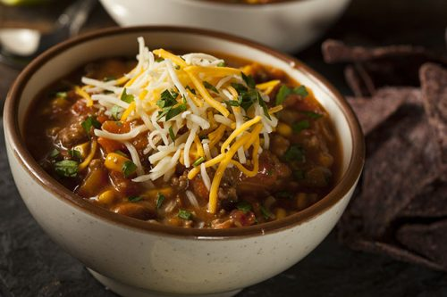 Fast and Easy Healthy 20-Minute Chili Recipe | 31Daily.com