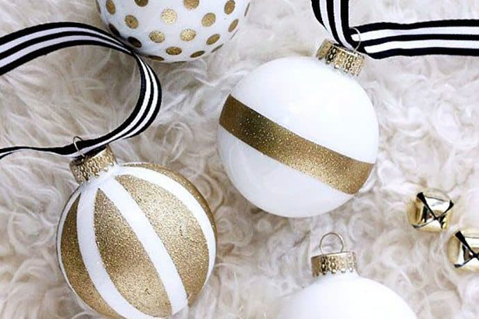 Decking the Hall With a Little Easy DIY Christmas Ideas
