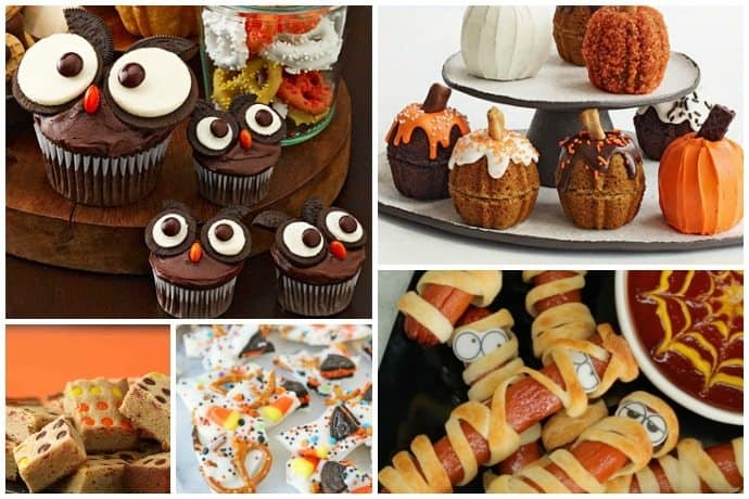 6 Incredibly Easy Halloween Treats and Tricks | 31Daily.com