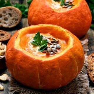 Autumnal Favorite: Pumpkin Curry Soup | 31Daily.com