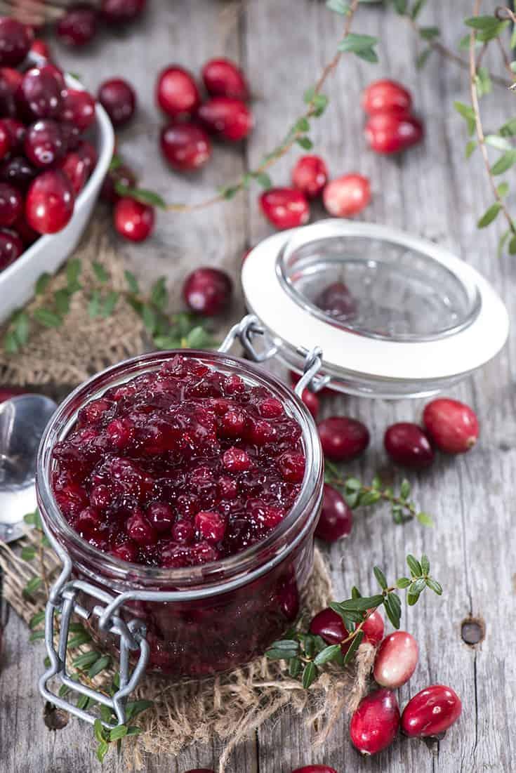 A Classic Cape Cod Cranberry Sauce Recipe | 31Daily.com