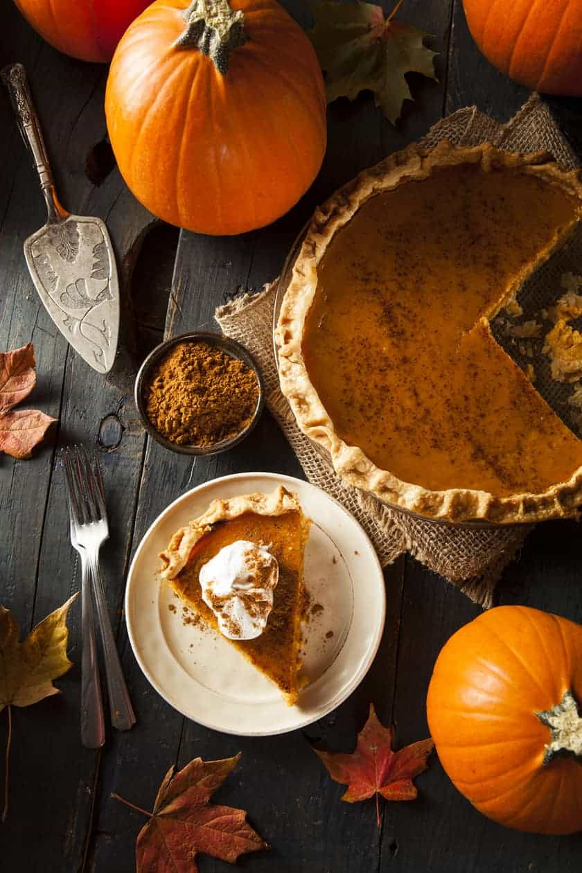 Thanksgiving Tradition: Libby's Pumpkin Pie | 31Daily.com