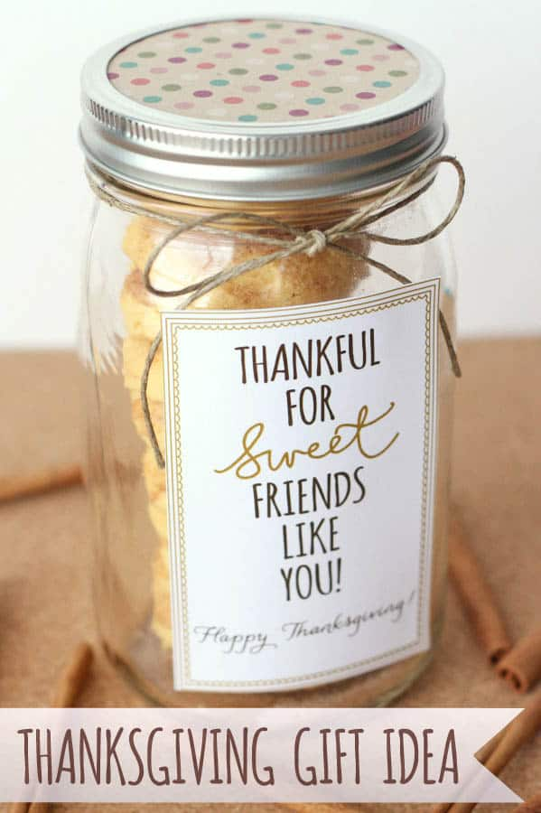 Giving the Gift of Thanksgiving | 31Daily.com