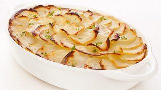 Classically French Potato Anna