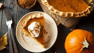 Thanksgiving Tradition: Pumpkin Pie