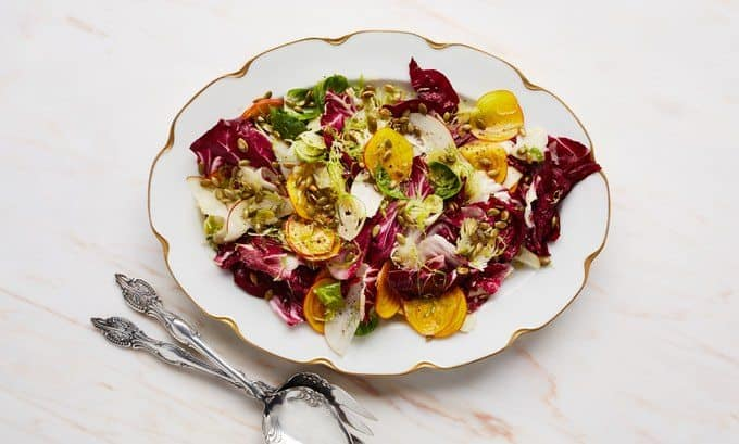 Beautiful and Delicious Autumn Salads | 31Daily.com