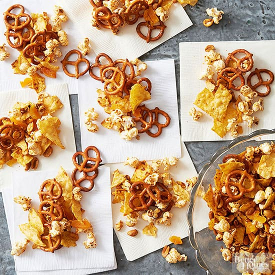 Perfect for New Year's - Crowd-Pleasing Foods   31Daily.com