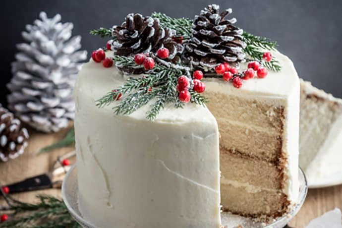 Oh-So-Delicious Easy Cakes of Christmas