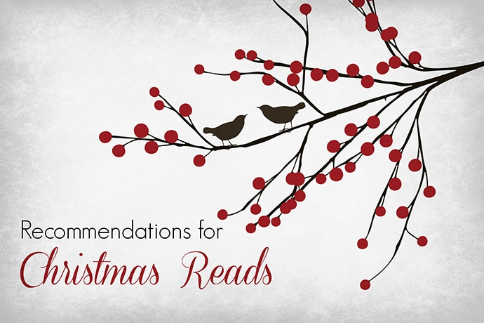 Recommendations for Inspiring Christmas Reads