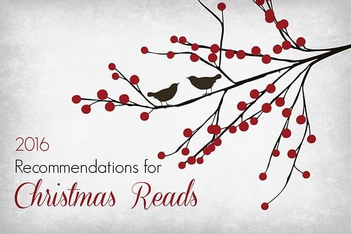 2016 Recommendations for Inspiring Christmas Reads | 31Daily.com