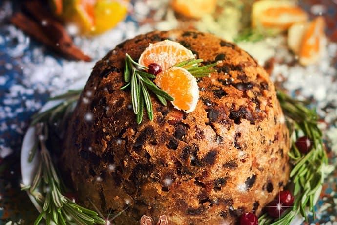 Holiday Tradition: English Christmas Pudding | 31Daily.com