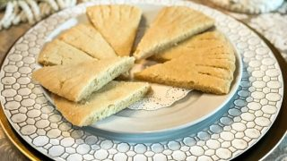 A Classic Scottish Shortbread for your Holiday Cookie Tray