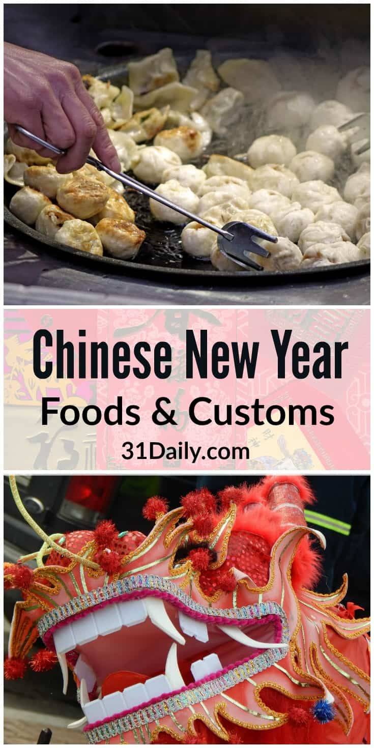 Celebrating Chinese New Year - History, Customs, and Foods | 31Daily.com