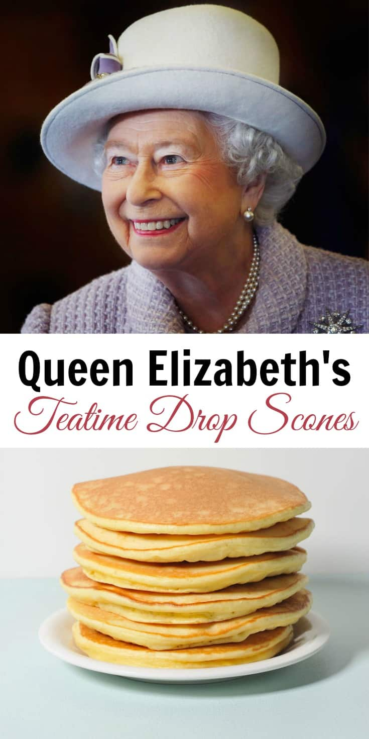 Queen Elizabeth's Drop Scones: A Perfect Teatime Treat | 31Daily.com