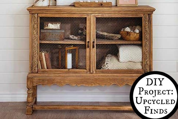 Smart Storage Solutions: Perfect for Upcycling Secondhand Finds