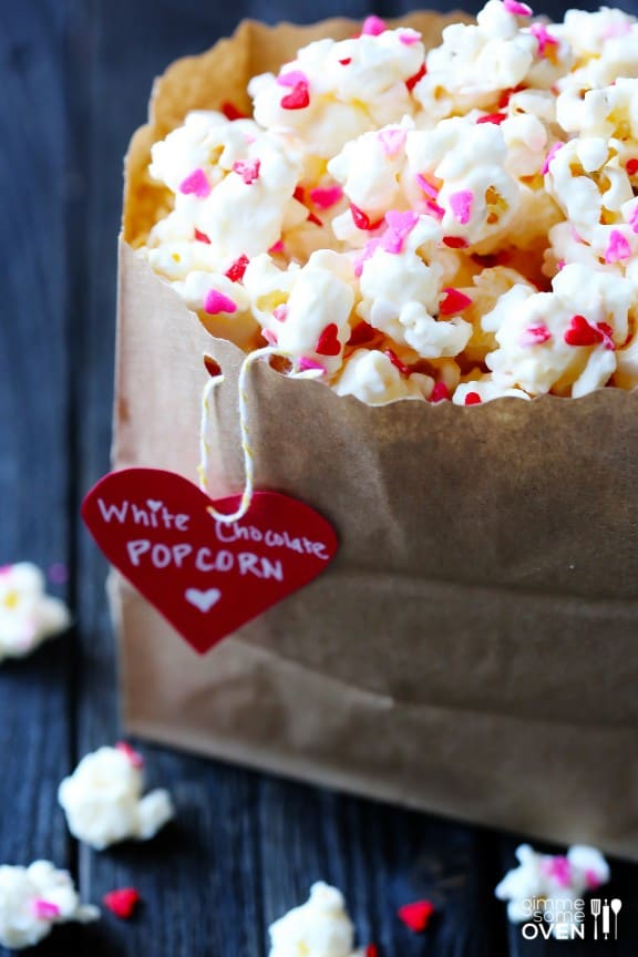 Decidedly Delicious and Easy Valentine's Day Treats | 31Daily.com