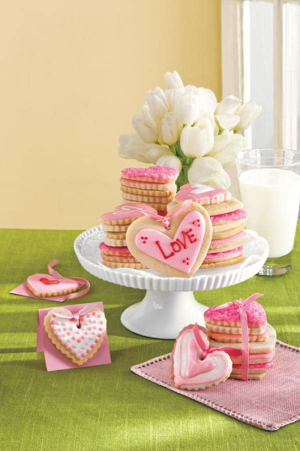 Fun Valentine's Day Desserts for the Whole Family | 31Daily.com