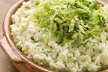 Traditional Irish Colcannon Recipe | 31Daily.com