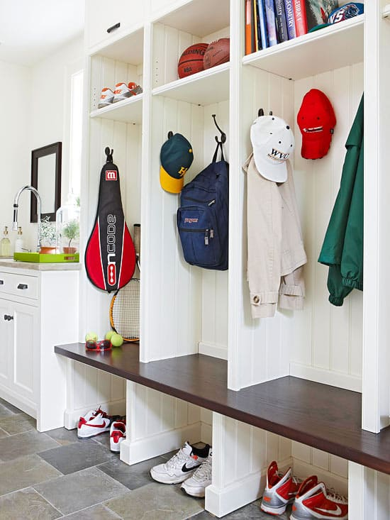 9 Entryway Solutions for Keeping it Tidy, Inviting and Functional | 31Daily.com