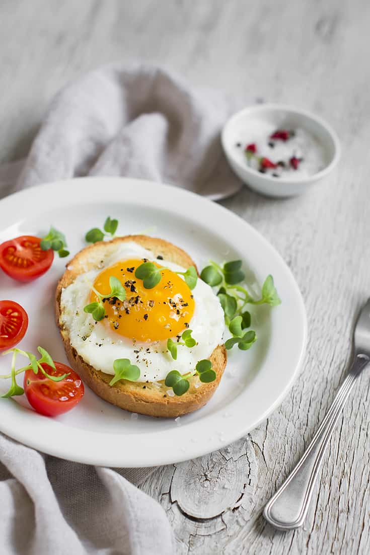 How to Make the Perfect Egg   31Daily.com