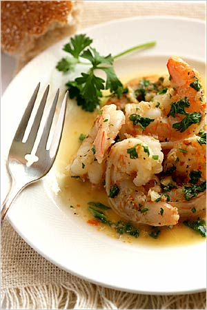 Top Newspapers: Shrimp is February's Most Popular Recipes | 31Daily.com