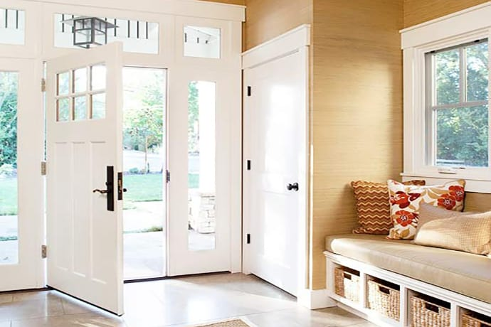 9 Entryway Solutions for Keeping it Tidy, Inviting and Functional
