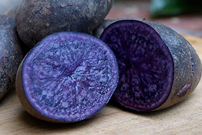 5 Ways Purple Potatoes Benefit Health and Help Prevent Heart Disease