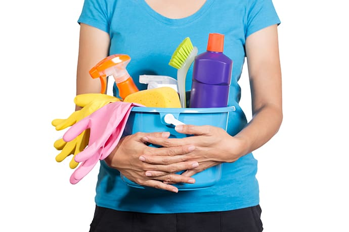 Spring Cleaning Checklist: What You Should Clean Yearly | 31Daily.com