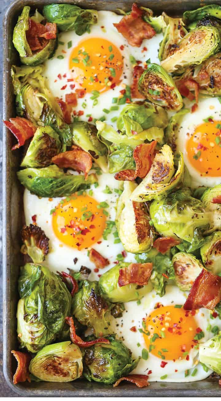 Sheet Pan Breakfast Ideas That Will Change the Way You Cook | 31Daily.com