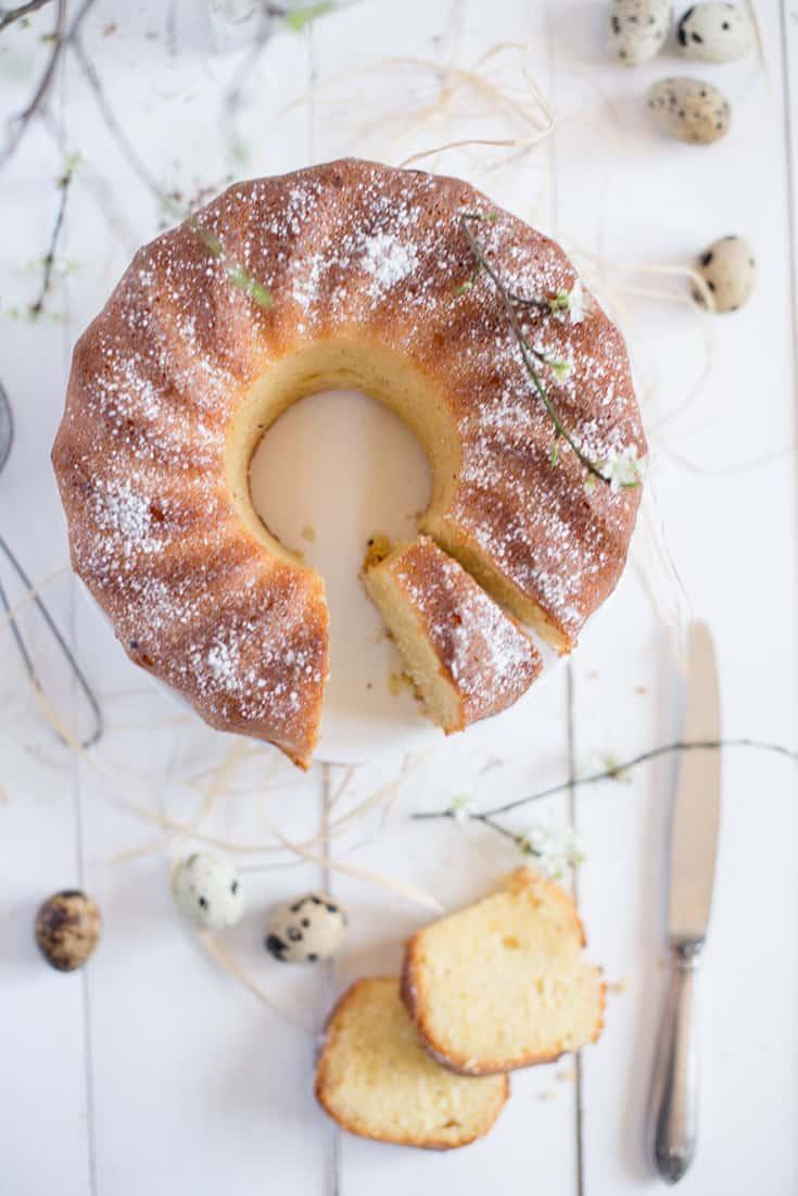 Citrus Bundt Cake: Essence of the Season | 31Daily.com