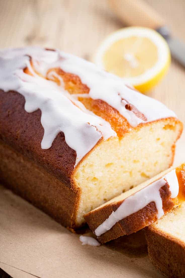 A Simple and Easy Lemon Loaf Cake | 31Daily.com