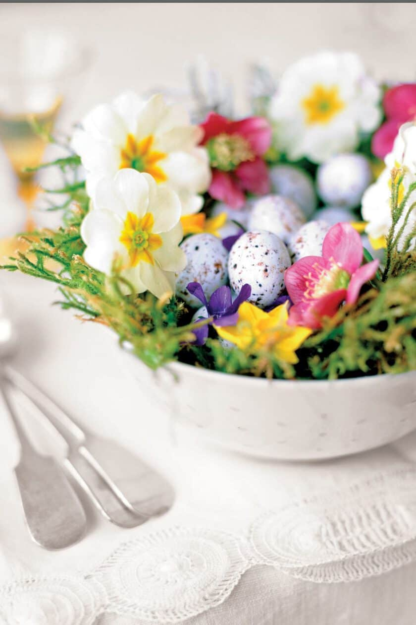 15 Gorgeous and Easy Spring Table Settings for Your Next Party   31Daily.com
