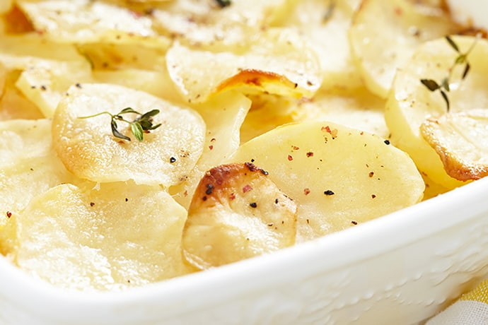 Scalloped Potatoes: A Holiday Favorite Everyone Loves