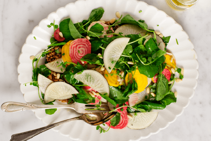 Brighten up Spring with these 9 Gorgeous and Healthy Salads