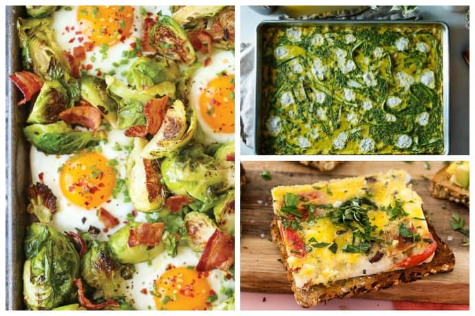 Sheet Pan Breakfast Ideas