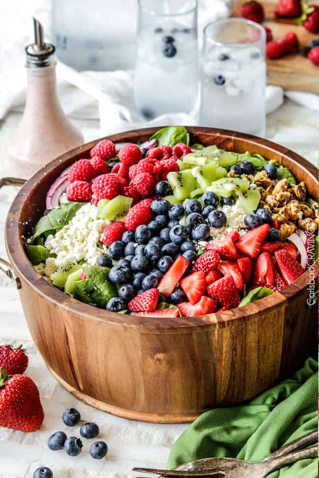 Easy Patriotic Recipes Celebrating the Red White and Blue   31Daily.com