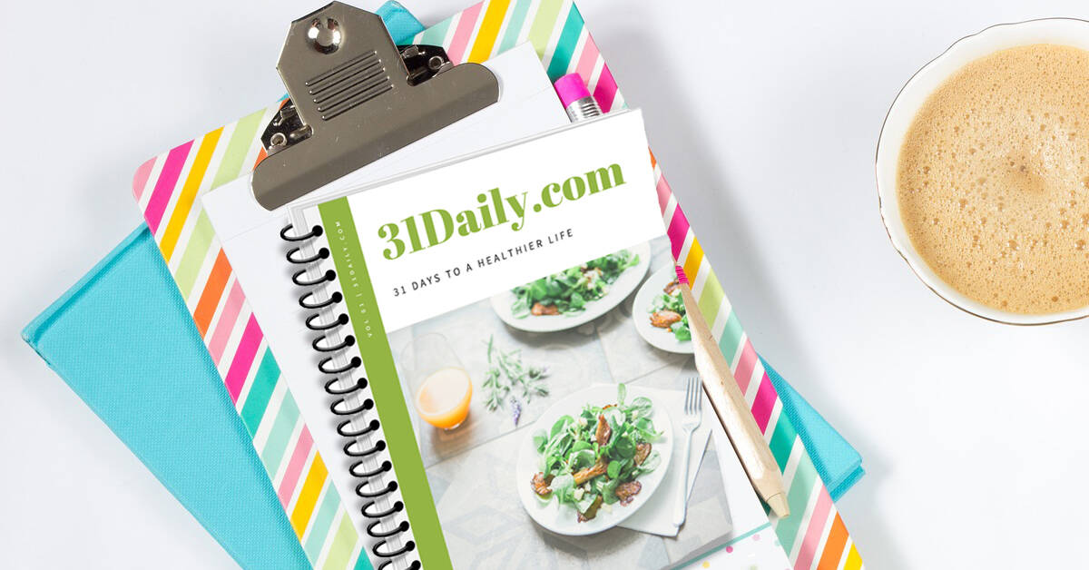 Join 31 Daily today | 31Daily.com